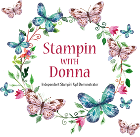 Stampin With Donna Logo