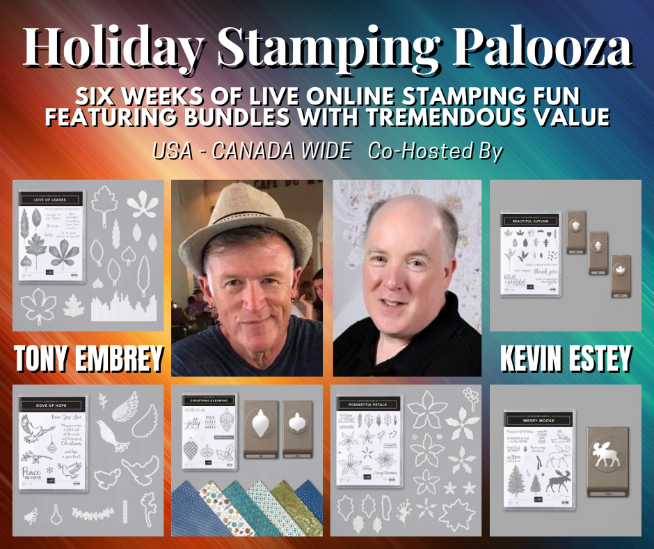 Holiday Stamping Palooza